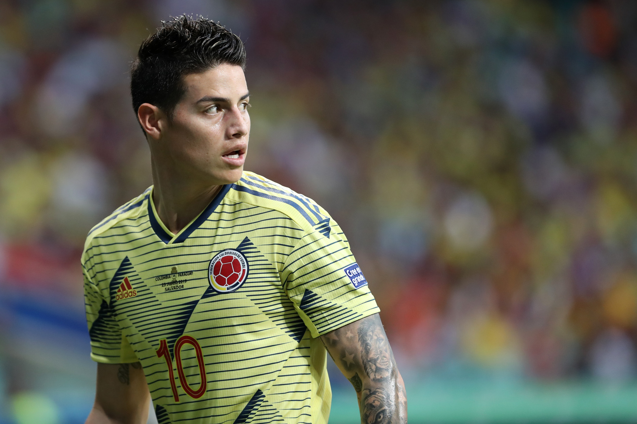 James Rodriguez Net Worth 2019 What S The Colombian S Salary And