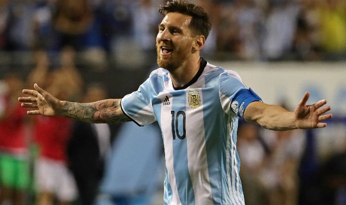 Image result for Messi Announces Return To Argentina National Team
