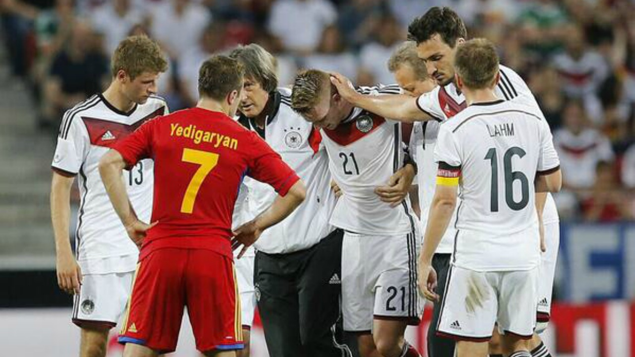 World Cup Injuries List Shows The Curse Of The World's