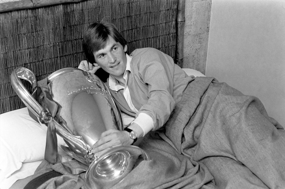Soccer Players With Most Trophies - Kenny Dalglish