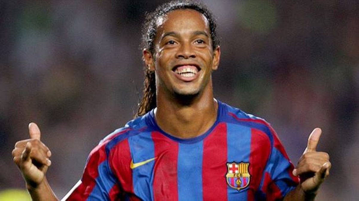 Footballers With The Most Social Media Followers - Ronaldinho