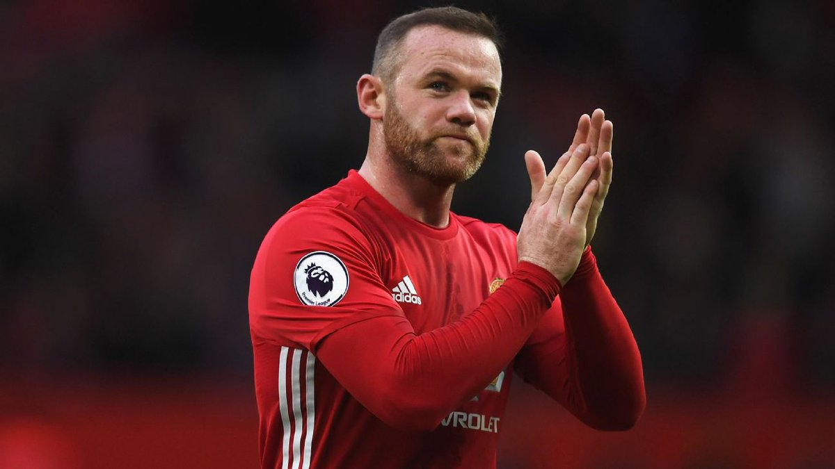 Footballers With The Most Social Media Followers - Wayne Rooney