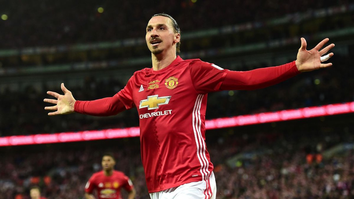 Footballers With The Most Social Media Followers - Zlatan Ibrahimovic