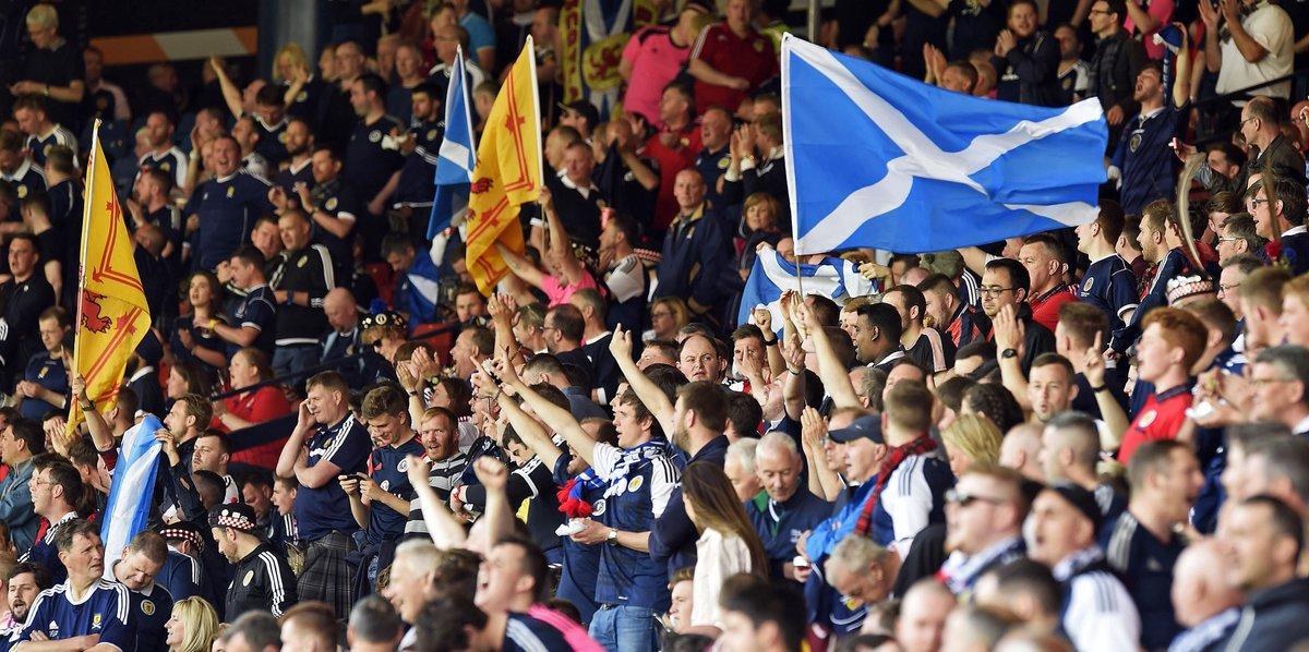 Most Miserable Fans - Scotland
