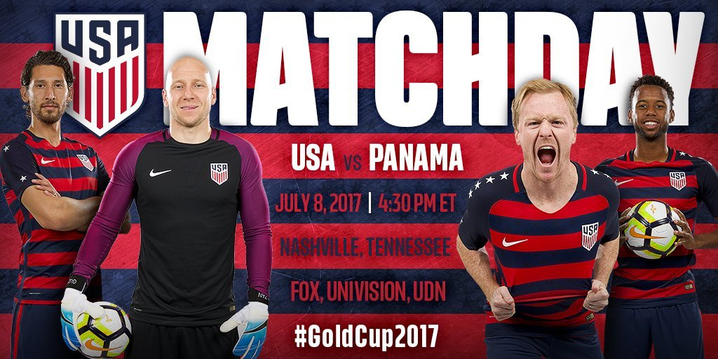 USA Vs Panama