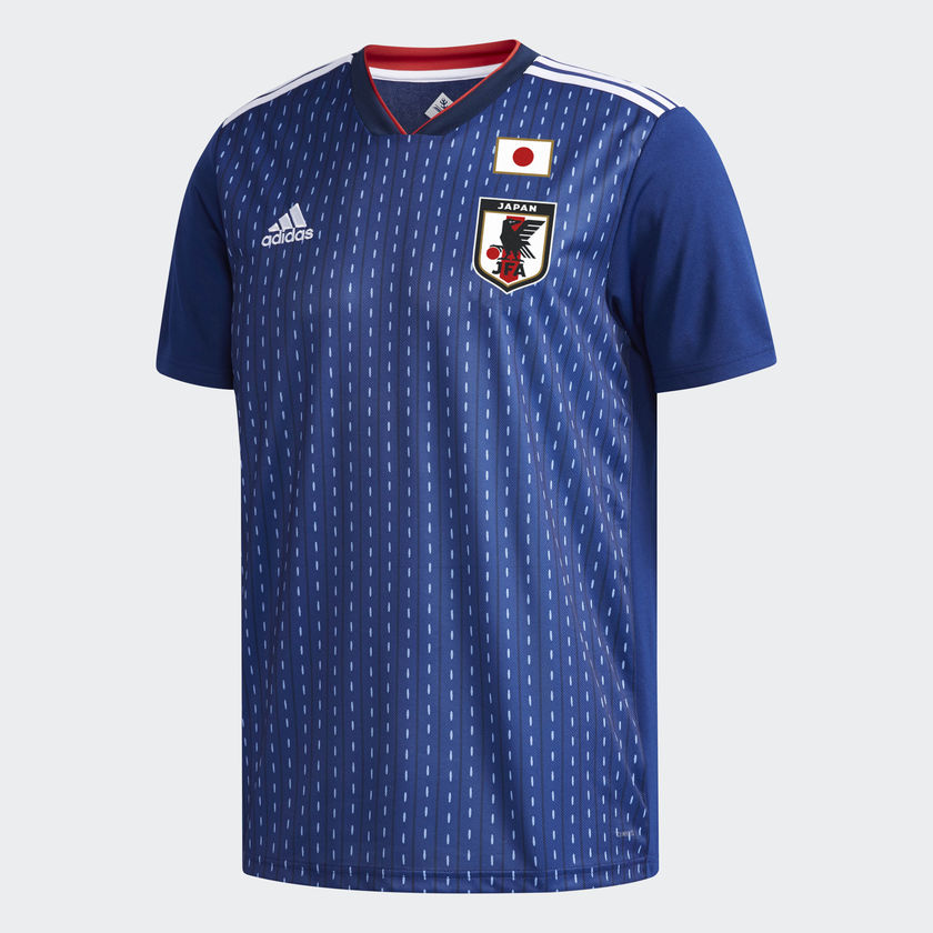 Best Gifts For Soccer Players - adidas Japan 2018 World Cup Jersey