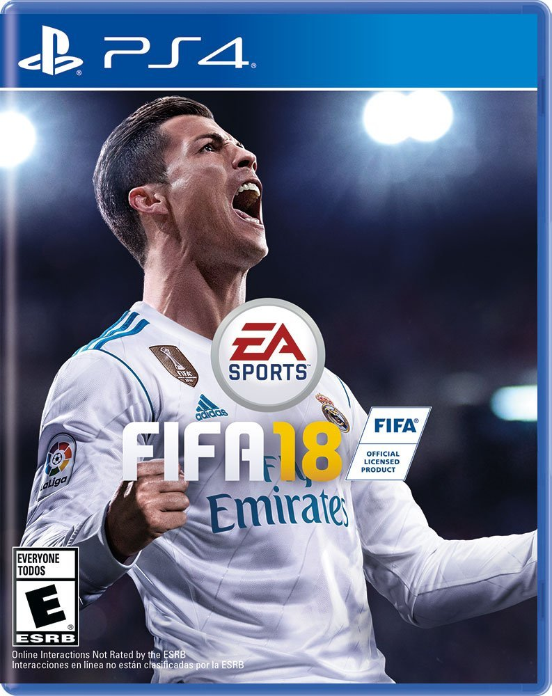 Best Soccer Gifts Online - FIFA 18