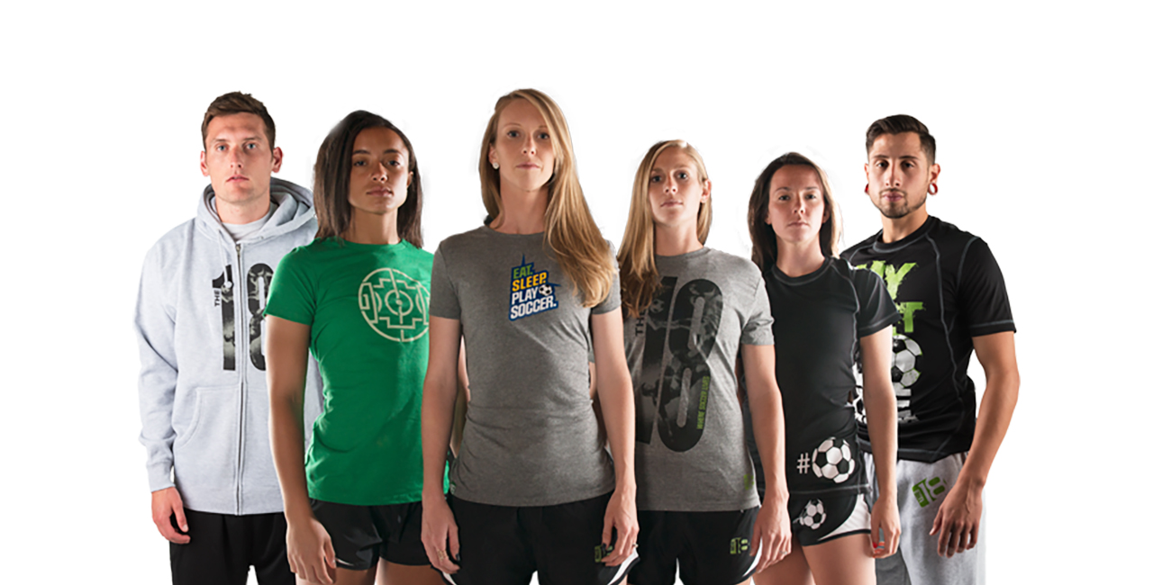 World Cup Gifts: The18 Soccer Apparel