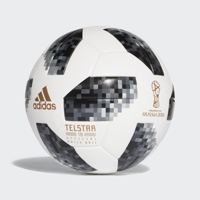 Best Gifts For Soccer Players - adidas Telstar 2018 Official World Cup Match Ball