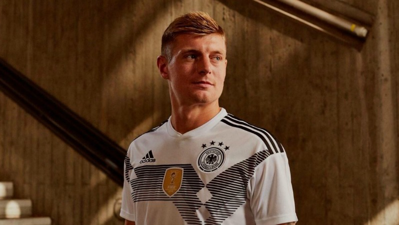 World Cup Gift: Germany 2018 Jersey