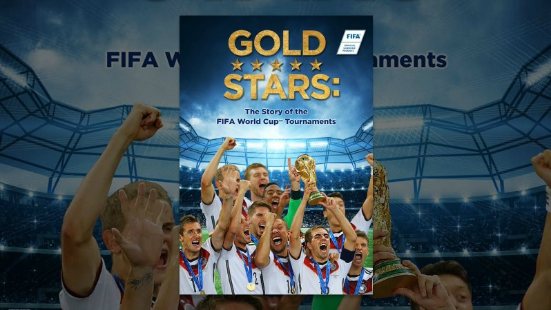 World Cup Gift: Gold Stars DVD