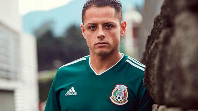 World Cup Gifts: Youth Mexico Jersey