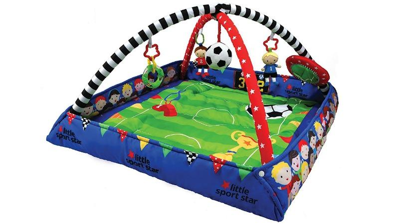 Best Soccer Gifts For Kids - Little Sport Star Play Gym Soccer