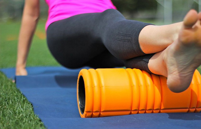 Best Gifts For Soccer Players - Trigger Point Performance Grid Foam Roller
