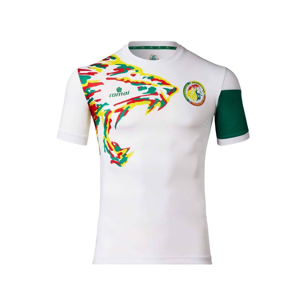 Senegal away jersey