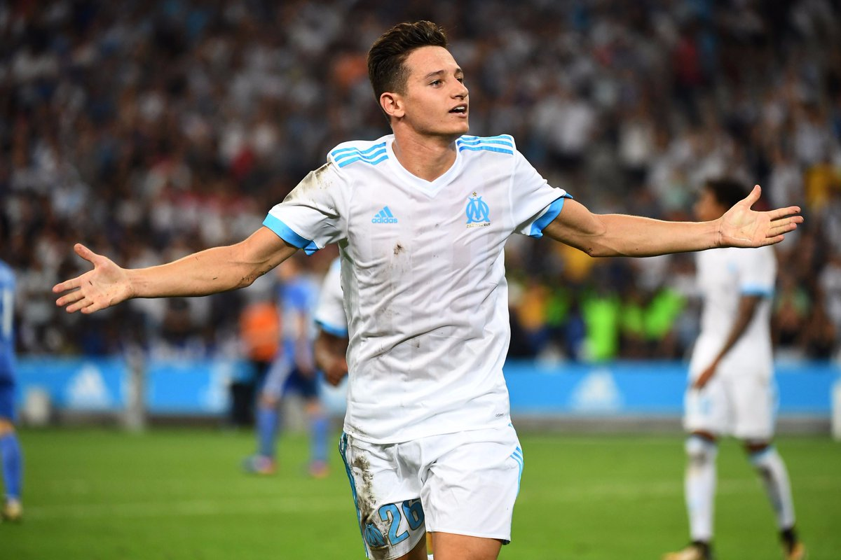World's best dribblers: Florian Thauvin