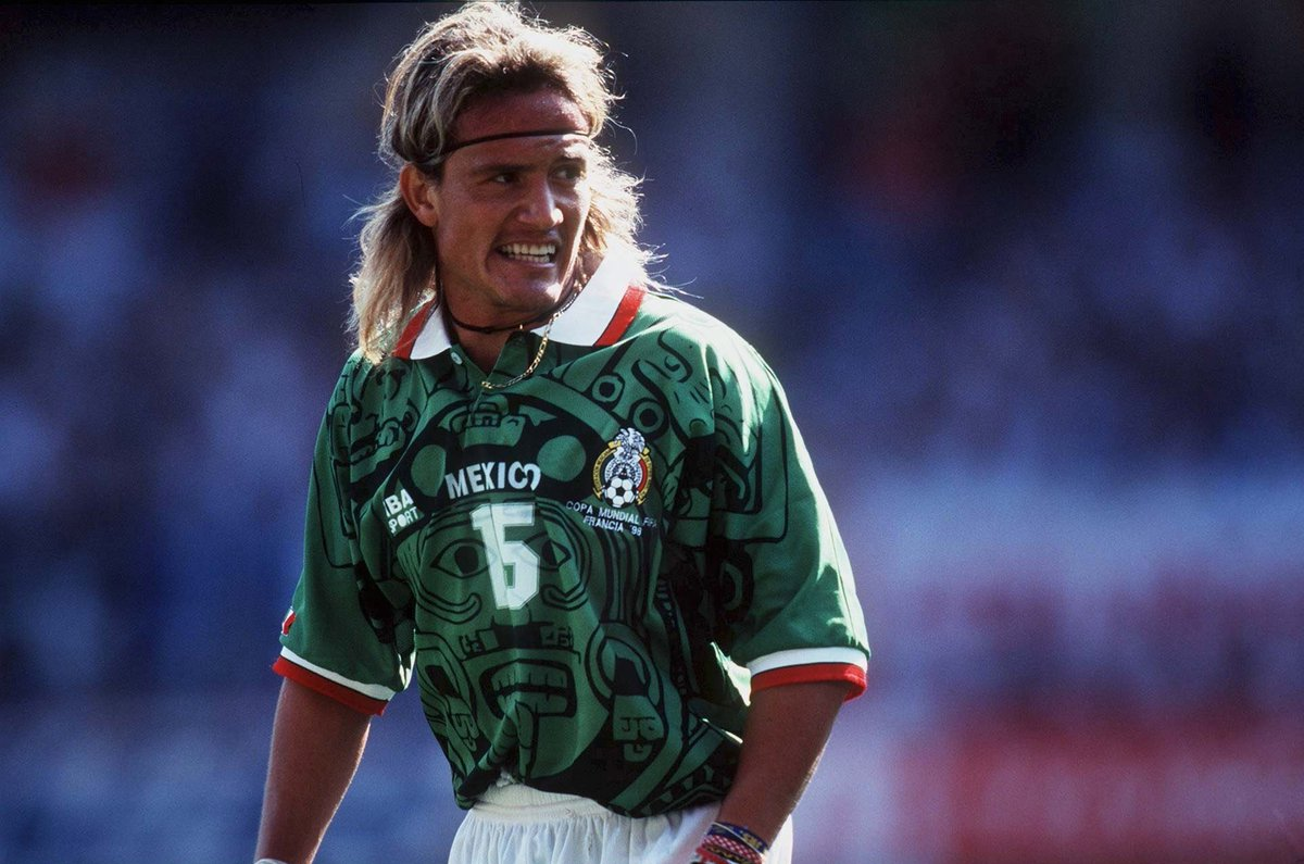 World Cup Gift: Mexico 1998 Jersey