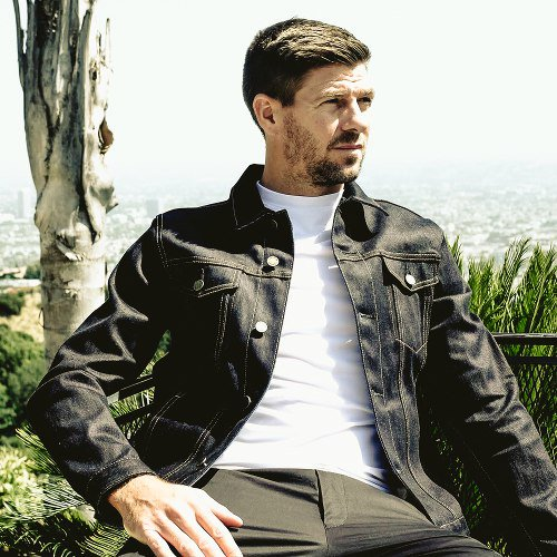 Steven Gerrard fashion