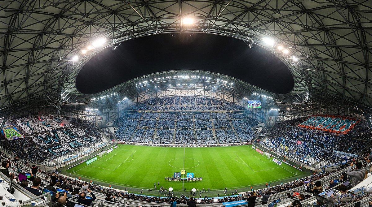 The 10 strangest fields in the world of soccer the18 for Porte 7 stade velodrome