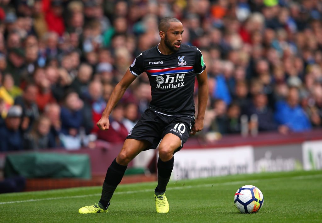World's best dribblers: Andros Townsend