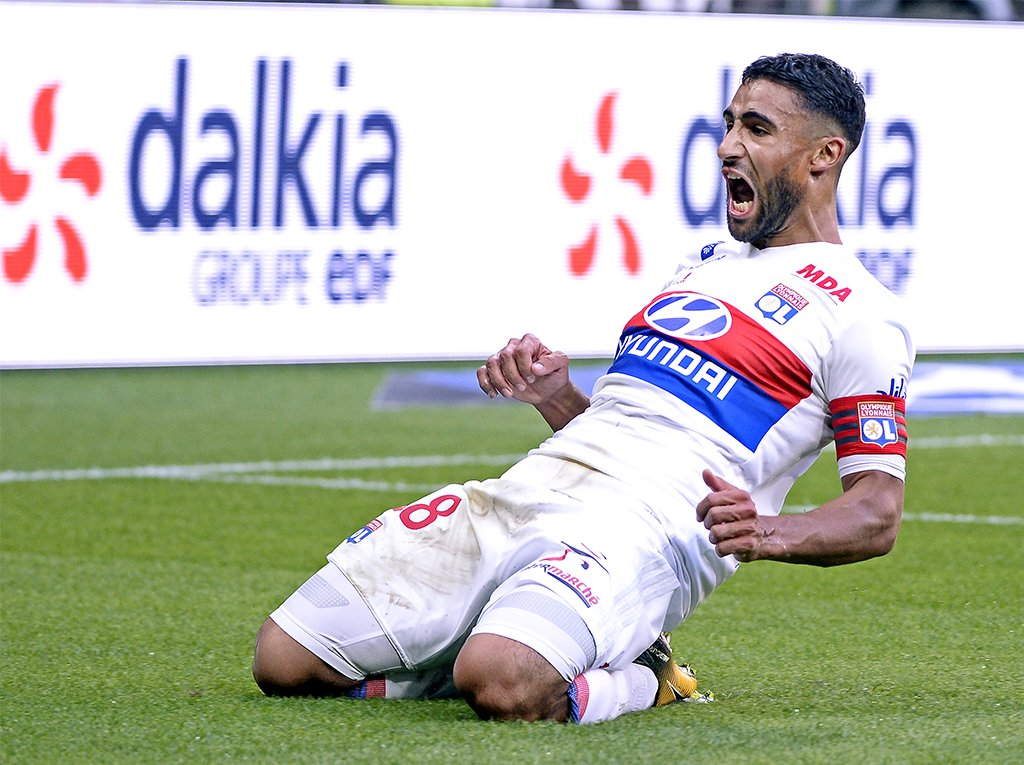 World's best dribblers: Nabil Fekir