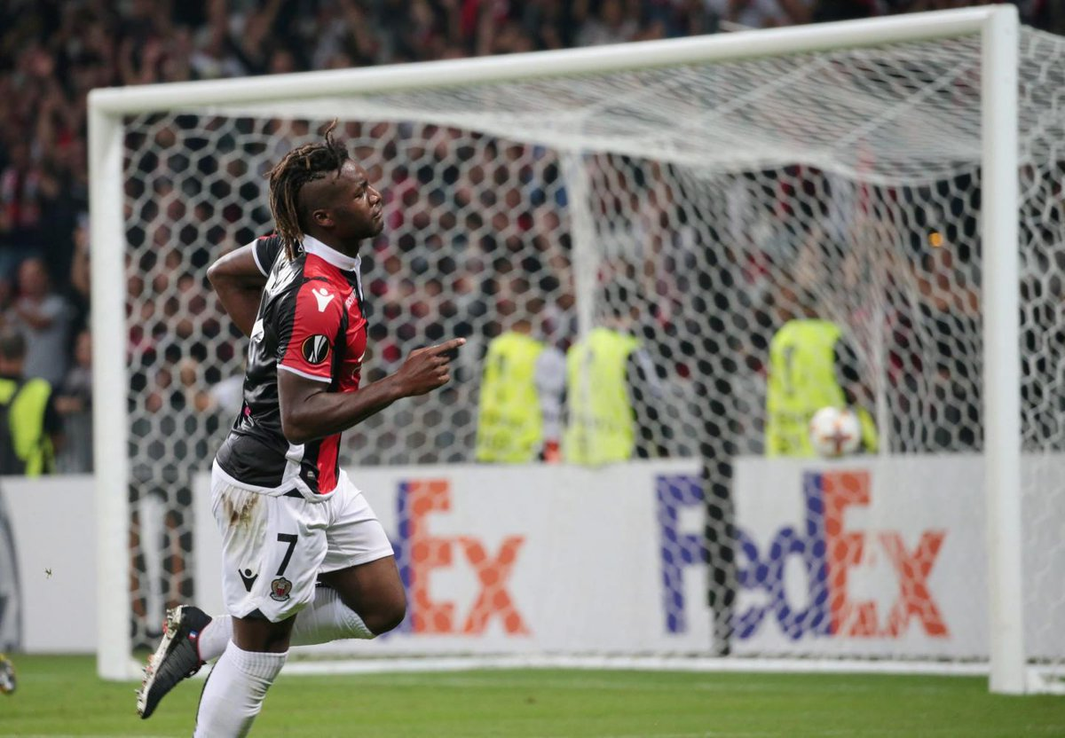 World's best dribblers: Allan Saint-Maximin