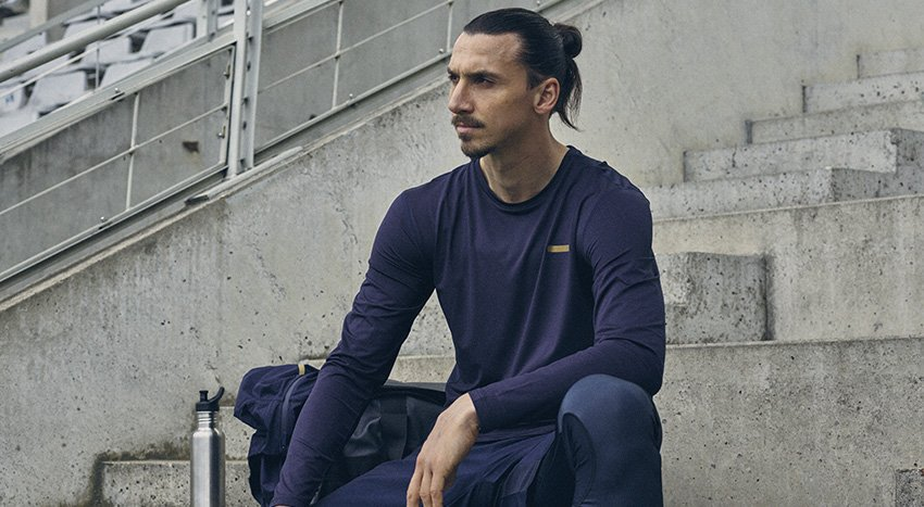 Zlatan Ibrahimovic fashion