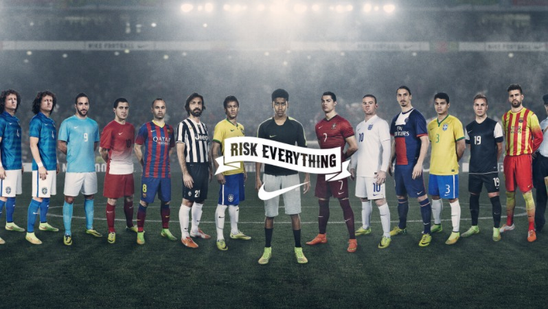 Cannes Film Grand Prix Goes to Nike's 'Write the Future'   Special ...