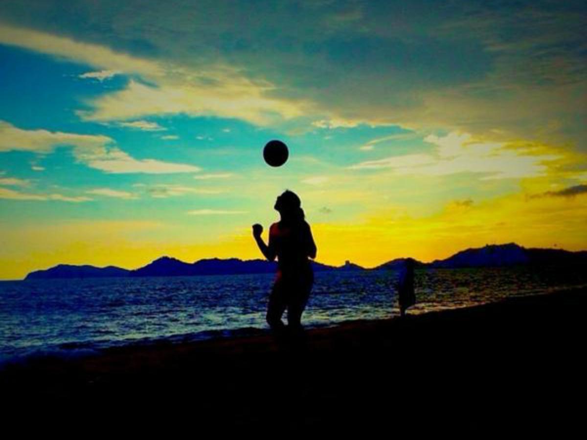 Beach Soccer 10