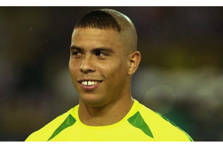 Ronaldo Hair