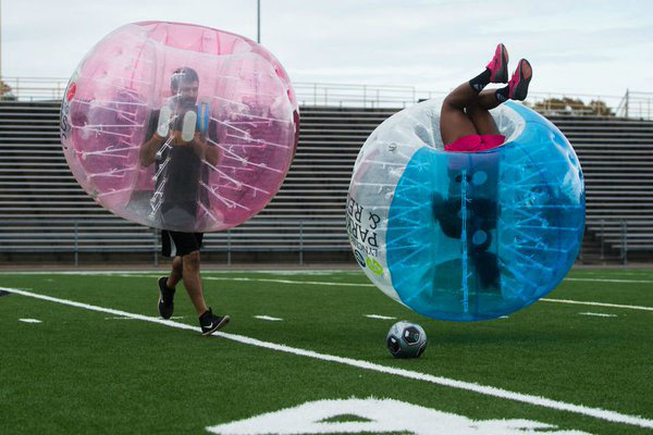 soccer bubbles gone wrong