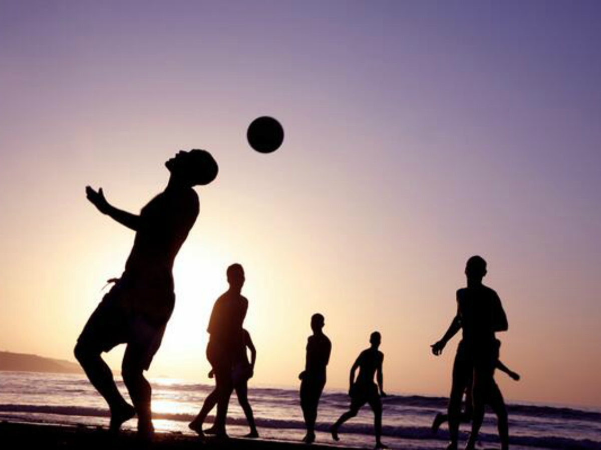 Beach Soccer 8