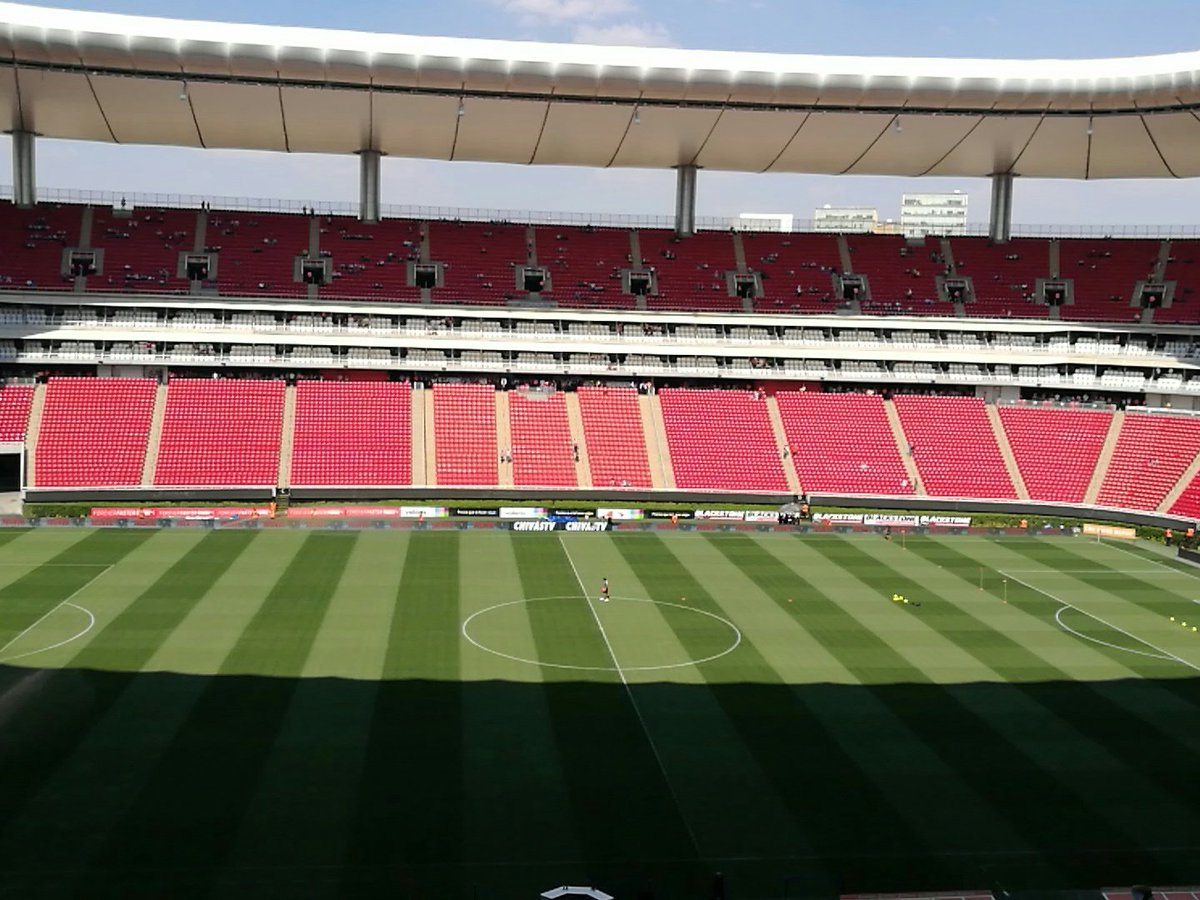 Estadio Chivas shade