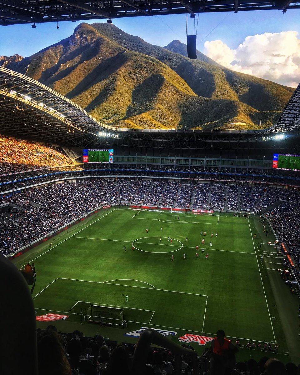 Estadio BBVA Bancomer's View
