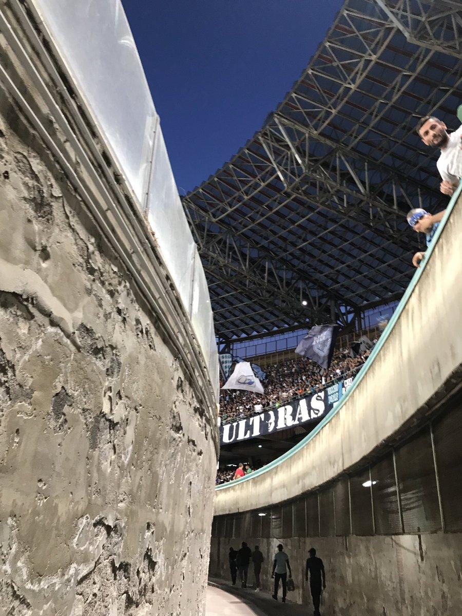 Stadio San Paolo's Moat