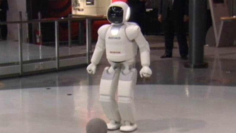 Robot Humanoide Honda Honda's Humanoid Robot Asimo