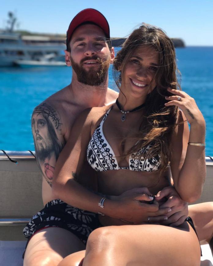 Who Is Lionel Messi Wife Antonella Roccuzzo