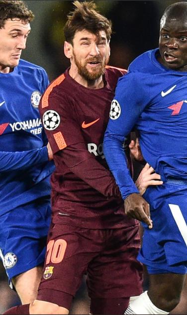 Messi Sandwich