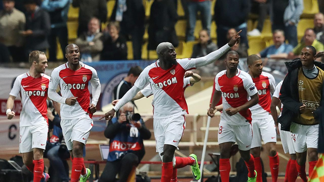 Tiemoué Bakayoko Goal Against Manchester City