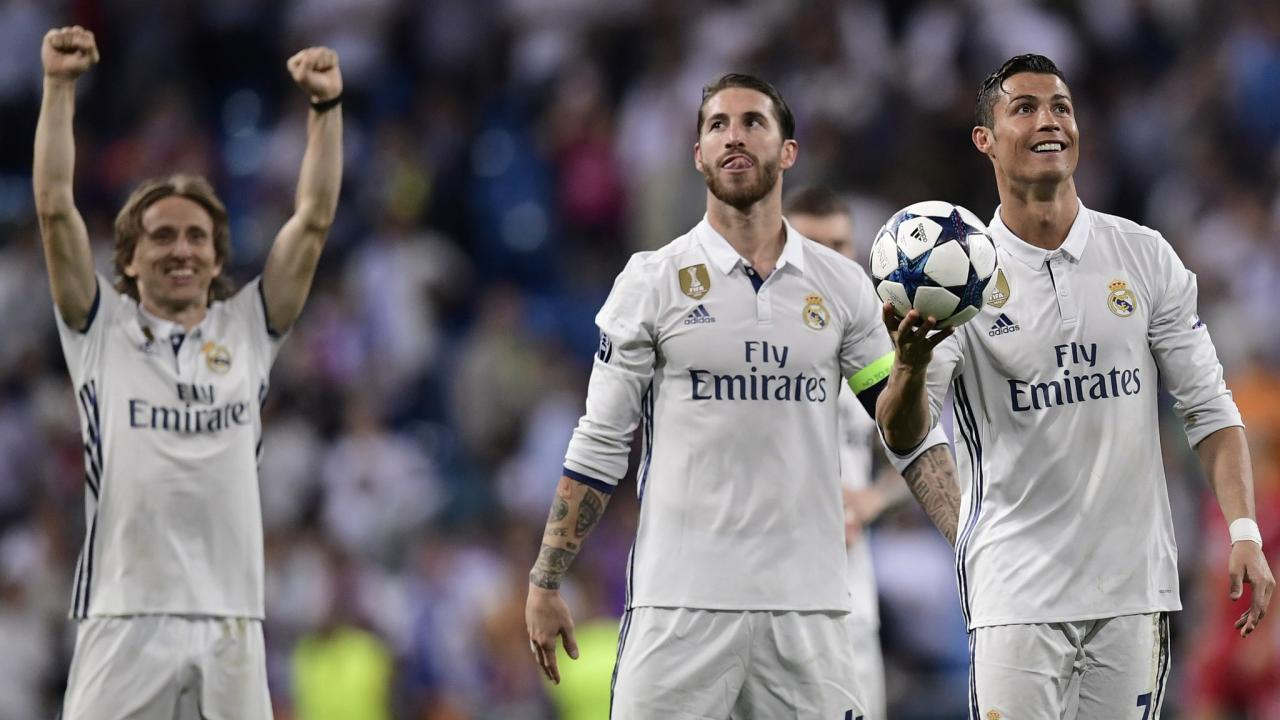 Real Madrid Advance To Semi Finals In The Champions League