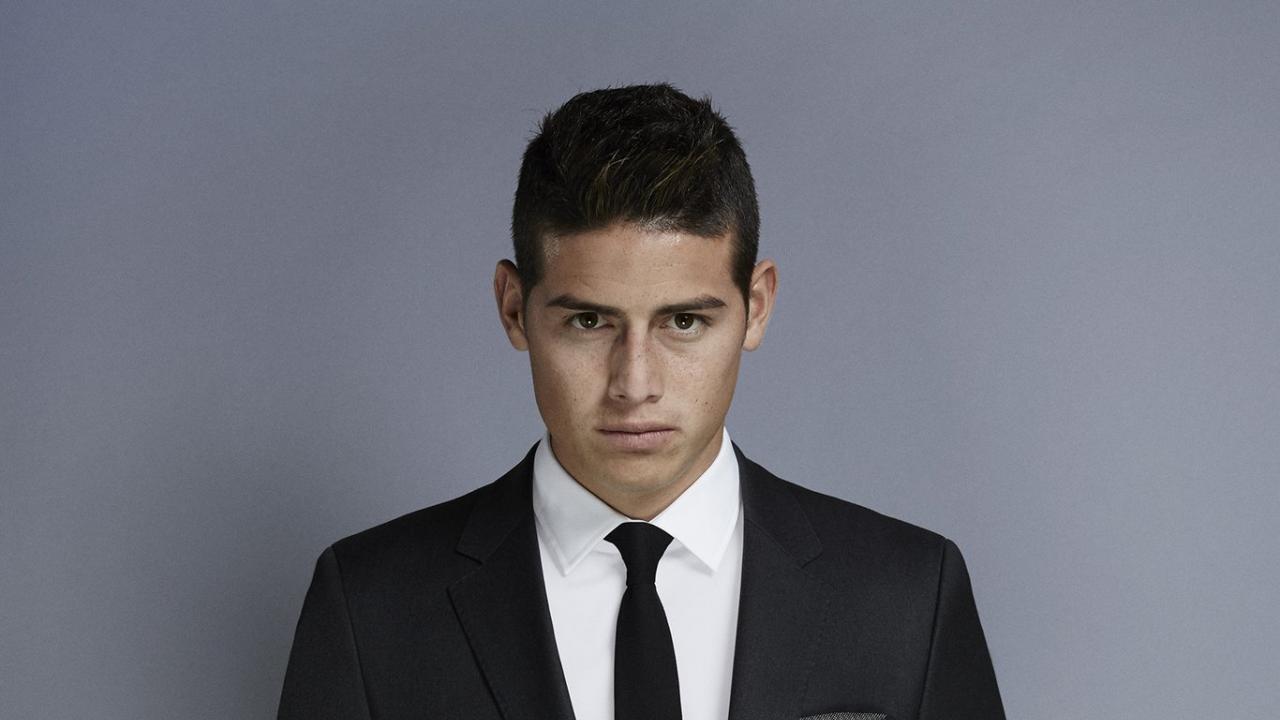 James Rodríguez New Bayern Munich Signing