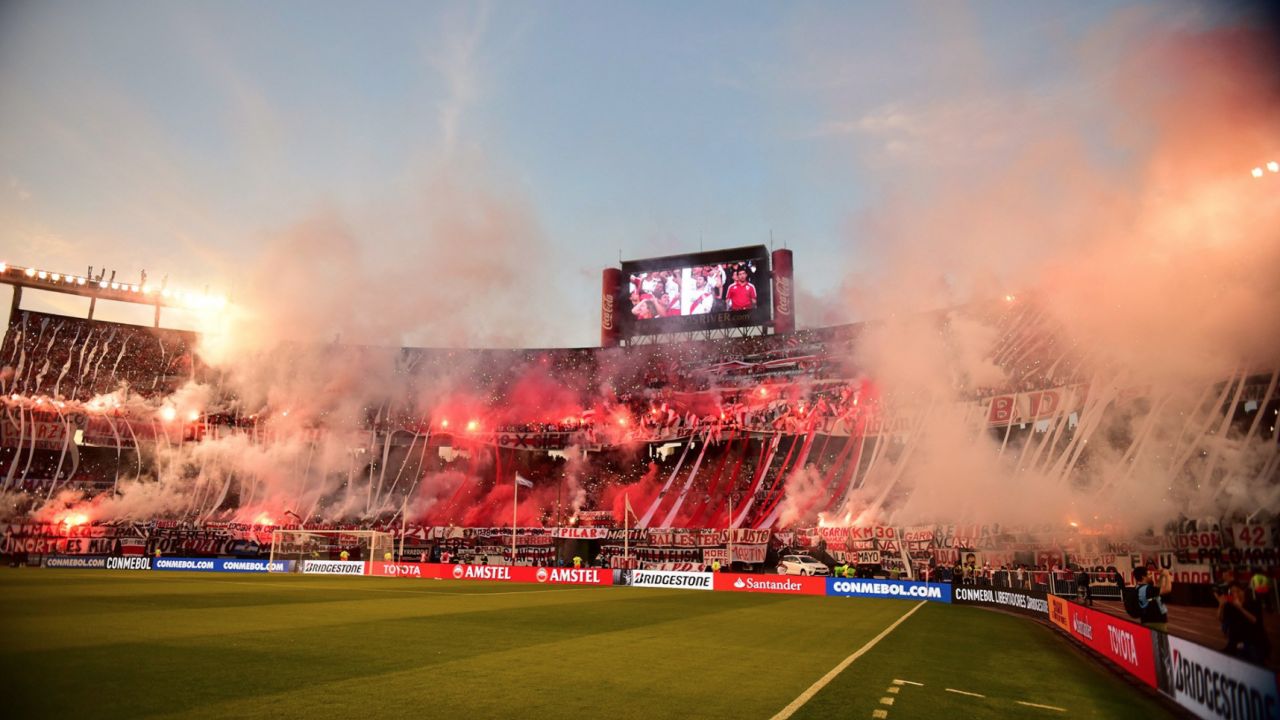 River Plate: Atmosphere At River Plate