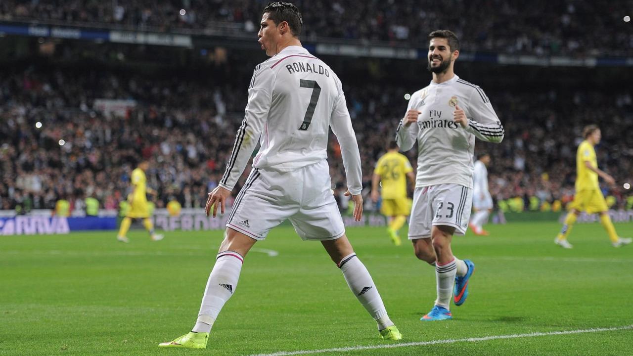 Cristiano Ronaldo Celebration, 18 Things in 18 Seconds