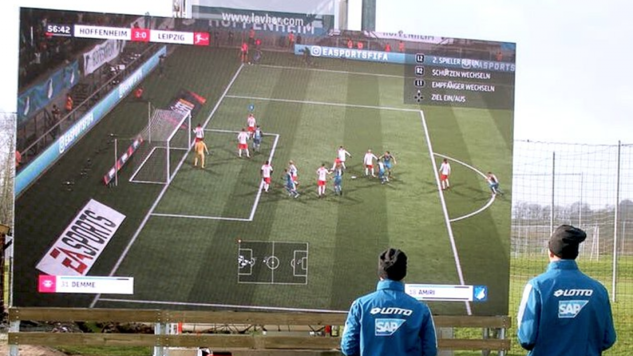 Training With FIFA
