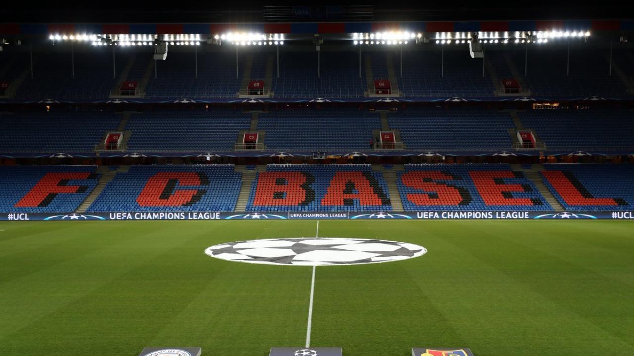 FC Basel's Stadium St. Jakob-Park