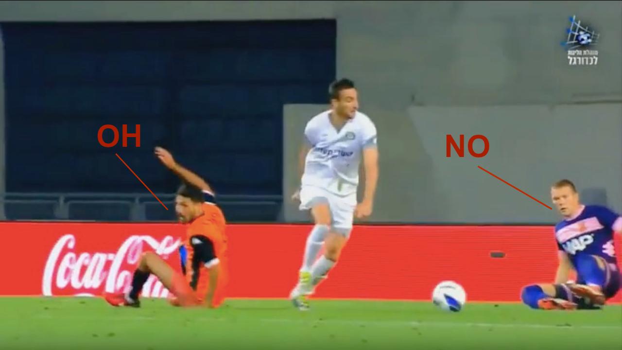 Zidane turn leads to goal