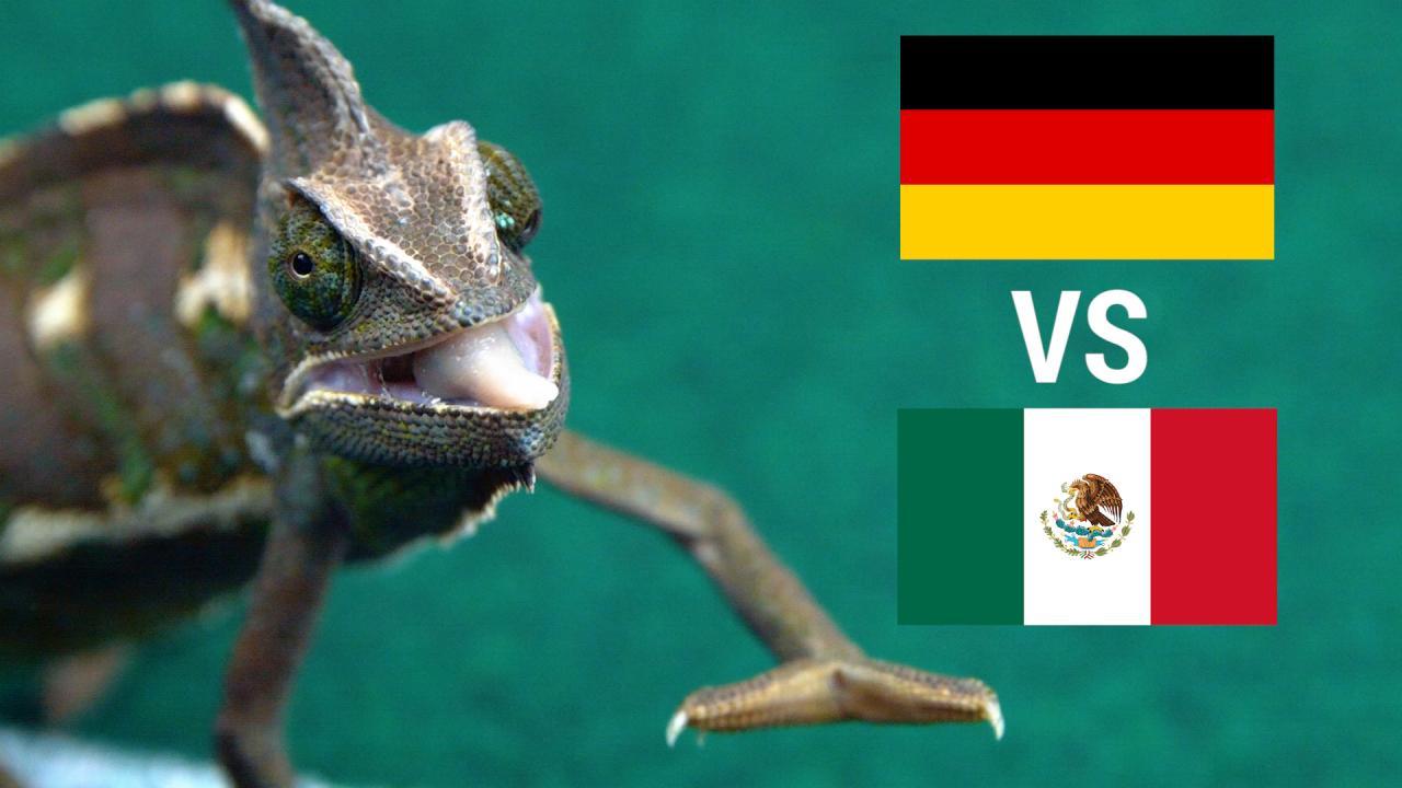 Germany vs. Mexico prediction