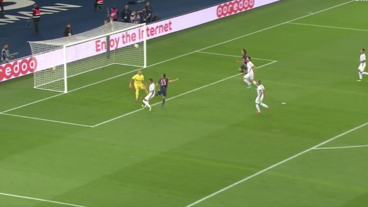 Julian Draxler Goal Vs Saint-Etienne