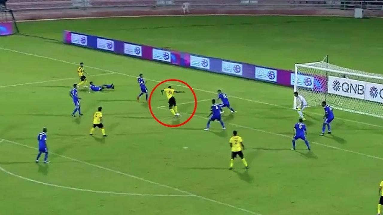 Samuel Eto'o Goal