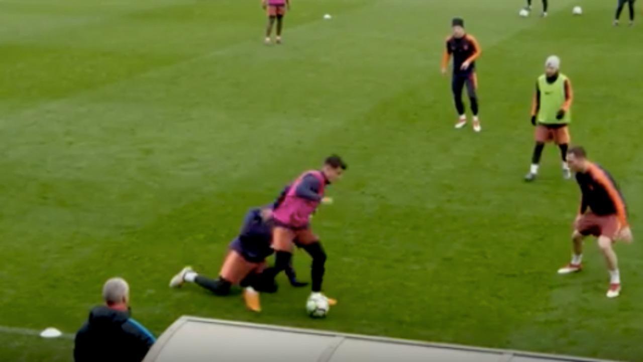 Philippe Coutinho skills